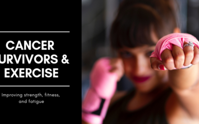 Why Cancer Survivors Should Exercise