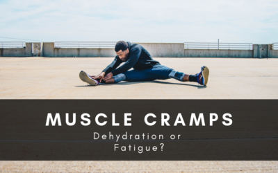 Dehydration? Fatigue? Muscle Cramps Explained